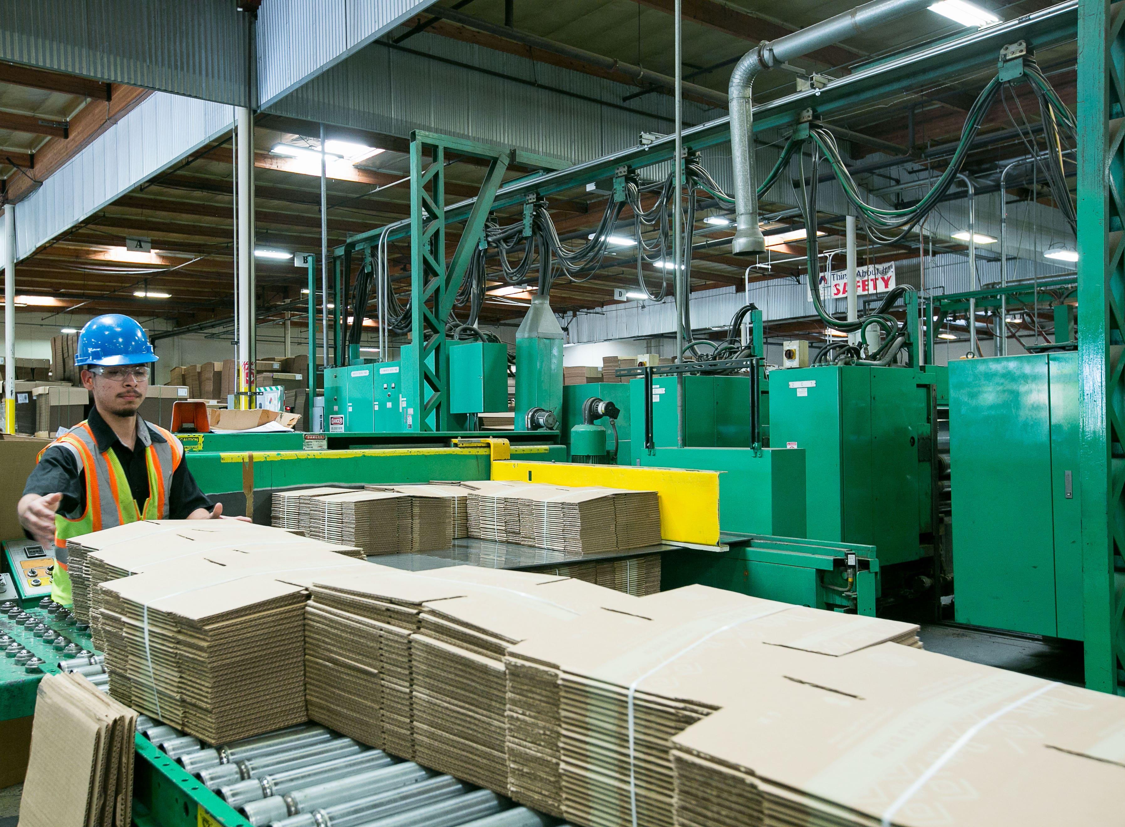 Corrugated Containers - Montebello